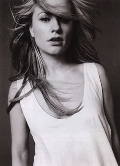 Anna Paquin (1982) - Canadian-born, New Zealand actress.