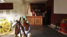 Exposición antiguo oeste