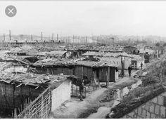 Barrio de las Delicies Tarragona España año 1967