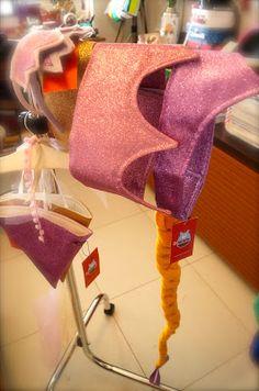 Projetos Inventivos - arara fantasias meninas