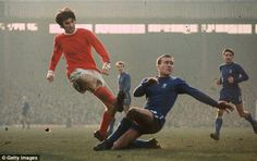 Best playing for Manchester United in 1971. I still think of this as real football Chopper Harris and Peter Houseman