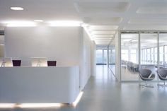 Gallery For > Modern Office Space Design Ideas