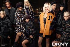 DKNY Fall/Winter 2014