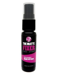 The Fixer Matte Long Lasting Make Up Setting Fixing Face Spray