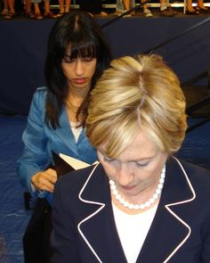 New Bombshell Emails Show Huma Abedin Giving Special Favors to Clinton Foundation Donors From Hillary's State Department