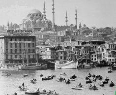 ✿ ❤ Haliç - 1967 Istanbul Turkey