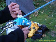 il risparmio non esiste in questo sport! Scelgo attrezzatura sicura ed affidabile senza risparmiare :)