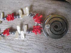 Tropical necklace beach necklace island jewelry by beadshawaii