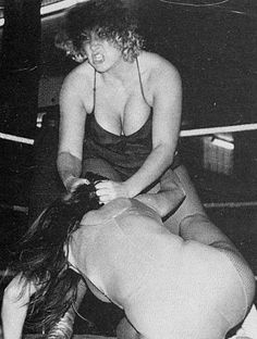 Womens Pro Wrestling: Lena Blair - UK Wrestling