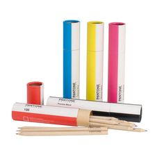 pantone penciltubes