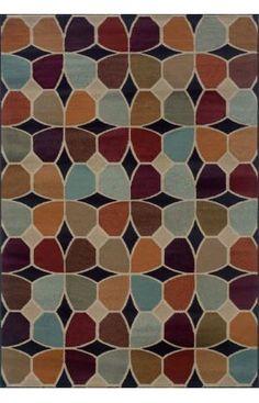 $600. Designer rugs at 60% off! Oriental Weavers Adrienne 3836E Multi Rug
