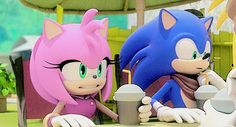 Everything Is Awesome When You're A SonAmy Fan!