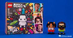LEGO BrickHeadz 41597 Go Brick Me customization kit [Review]