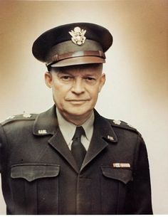 """Today in history, December 20, 1944, Dwight D. Eisenhower Received his 5th General Star."""