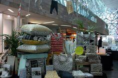 Harvest Textiles - Markit Square @ Fedsquare - WOW!!