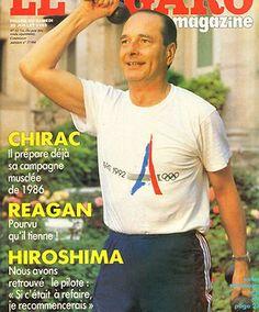 #Chirac #Cool Hiroshima, Cool Attitude, Top Photos, Greatest Presidents, French President, Tumblr, Sport, Politics, Cool Stuff