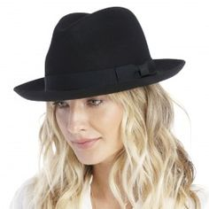 basic wool fedora - Sole Society - Cold Weather Essentials