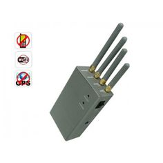 Signal jammer most powerful - Buy 12W Phone & GPS Blocker with Jamming range up to 40m HOT Recommendations, price $206