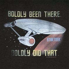 Star Trek been there done that