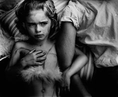 A mother's provocative portraits of her children raise confounding questions about the boundaries of art and the responsibilities of a parent. Meanwhile, the pictures can't be printed fast enough.