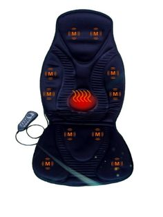 Health Care The Best Amkee Car Home Office Body Back Neck Lumbar Electric Massage Chair Relaxation Pad Seat Heat Vibrating Mattress Therapy Bed A Great Variety Of Goods