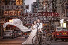 Planning A Wedding? Pre Wedding Shoot Ideas, Pre Wedding Photoshoot, Photo Corners, Wedding Night, Photo Location, Hong Kong, Cool Photos, Wedding Planning, Wedding Photography