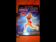 Air Bar Exercises DVD #Review #abxdvd   Hear what our adoring fans say. . .
