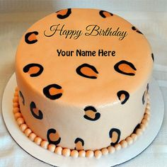 Best Birthday Wishes Cake With Your Name.Happy Birthday Name Cake Pics.Personalize Real Name Birthday Cake.Write Name on Cake For Birthday.Name Birthday CakePix