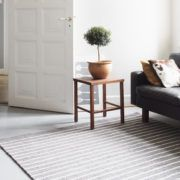 Beautiful and timeless Haltia wool carpet suits e. for living room and fireplace room. Wool is safe material. Classical design by Tiia Eronen. Wool Carpet, Carpet Design, Entryway Bench, Suits, Living Room, Table, Furniture, Beautiful, Home Decor
