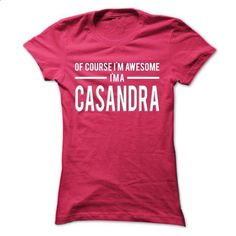 Team Casandra - Limited Edition - #vintage tshirt #sweater dress. PURCHASE NOW => https://www.sunfrog.com/Names/Team-Casandra--Limited-Edition-vzryadjpha-Ladies.html?68278