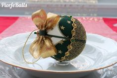 Balls and ornaments of Christmas Patchwork by piorfeballs on Etsy