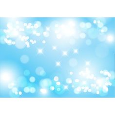 Blue Abstract Sparkles Background Vector Graphic ($7.99) ❤ liked on Polyvore featuring effect