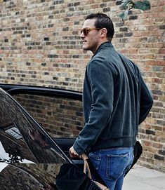 Actor Luke Evans stars in thriller The Girl On The Train, which was released this week. We spoke to the Welsh actor and Audi driver about what he gets up to when the cameras stop rolling. Jesse Metcalfe, Avan Jogia, Taylor Kitsch, Ryan Guzman, Karl Urban, Travis Fimmel, Joe Manganiello, Luke Evans, Charlie Hunnam