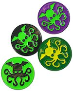 Imagining an army of Cultists at the moment... With a secret Cthulhu handshake...