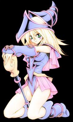 Dark Magician Girl - Yugiyo
