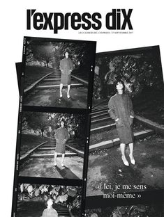 Charlotte Gainsbourg is the Cover Girl of L'Express Styles Magazine Kate Barry, Best Actress Award, Charlotte Gainsbourg, Lou Doillon, Jane Birkin, French Actress, English Actresses, Cannes Film Festival, Covergirl