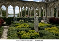 Versailles Garden on Paradise Island, the Bahamas