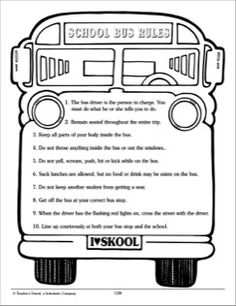 See inside image School Bus Safety, School Bus Driver, School Social Work, School Buses, Elementary School Counselor, School Counseling, Elementary Schools, Incentives For Employees, Bus Driver Gifts