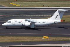 EI-RJR Cityjet British Aerospace Avro RJ85