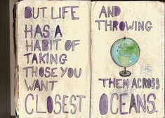 friendship distance quotes - Google Search