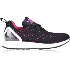 ADIDAS ORIGINALS Zx Flux Trainers ($70) ❤ liked on Polyvore featuring shoes, sneakers, adidas originals, adidas originals shoes, fleece-lined shoes, adidas originals trainers and adidas originals sneakers