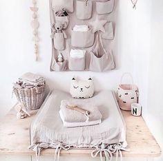 Pænt puslebord * Nursery