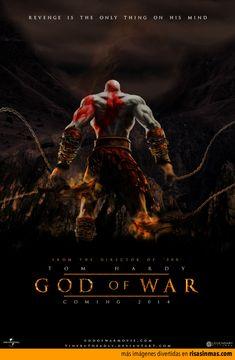 Próximamente: God of War.