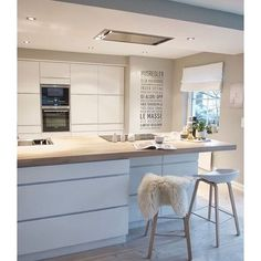 SnapWidget | Scandi kitchen by @carina_bycry  | #interior #interiordesign #kitchen #scandi #scandinavian