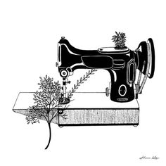 Making Tree Art Print by Henn Kim