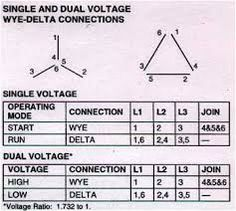 Typical Connection Diagrams Three Phase Motors - \