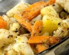 legumes hiver roti à la poele