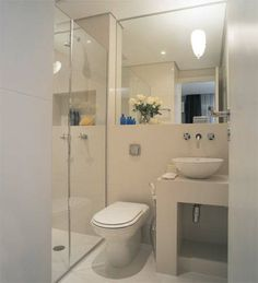 7 besten kleine Badezimmer Bilder auf Pinterest | Small half baths ...