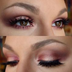 Tamanna and chocolate bar palette