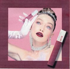 National Lipstick Day with Maybelline Gigi Hadid Maybelline, National Lipstick Day, Cat Icon, Memphis Design, Kendall, Kylie, Fashion Editor, Give It To Me, Stylists